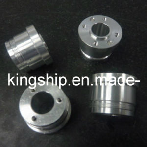 CNC Lathe Turning Aluminum Parts pictures & photos