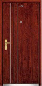 New Design Security Door (JC-A016) pictures & photos