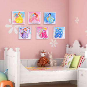 Factory Direct Wholesale Home Decoration Wall Art Children DIY Crystal Sticker T-103 pictures & photos