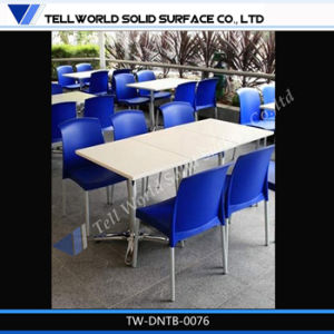 High Quality Cheap Coffee Table Dining Table Chairs Restaurant Table pictures & photos