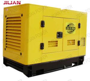 Super Silent 15kVA Diesel Generator (CDP15KVA) pictures & photos