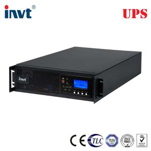 Rack Mount Online Pure Sinewave UPS 1kVA-6kVA pictures & photos