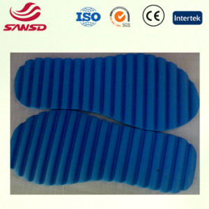 Anti-Slip Good Quality Rubber EVA Sole Material pictures & photos