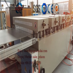 PVC Kitchen Cabinet Board Production Line pictures & photos