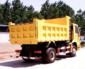 Sinotruk HOWO Dump Truck 4X2/Dump Truck pictures & photos