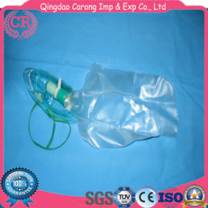 Medical Oxygen Mask with Reservoir Bag pictures & photos