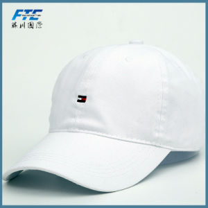 Custom Embroidery Cotton Sport Baseball Cap Snapback Hat pictures & photos
