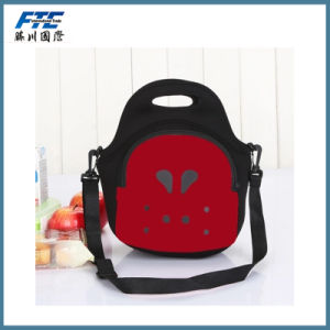 Promotional Neoprene Lunch Bag Custome Picnic Bag pictures & photos