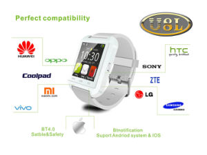 Smart Watch Phone U8 Plus Smartwatch Ce for Smartphone pictures & photos