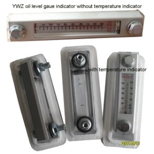 Ywz Mechanical Oil Level Indicator with Temperature Indicator pictures & photos