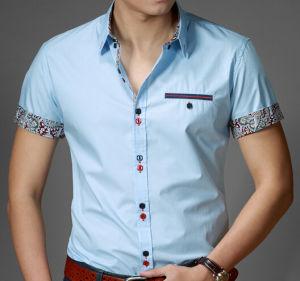 Latest Shirt Designs for Men pictures & photos