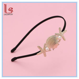 Starfish and Shell Peal Hair Hoop Hair Accessories pictures & photos