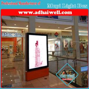 Super Shopping Mall Mupi Static LED Light Box Signage pictures & photos