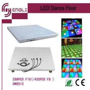Professional Dancing Disco DJ Wedding Party LED Dance Floor (HL-026AB) pictures & photos