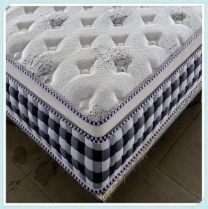 2017 Medium Bonnell Spring Mattress with Beautiful Pattern