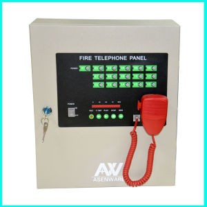 Conventional Fire Telephone Panel pictures & photos
