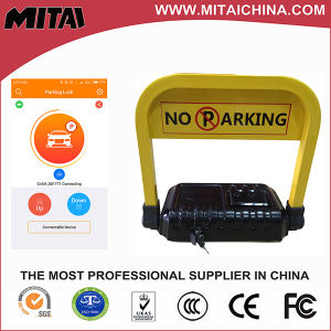 2016 New Arrival Bluetooth Parking Lock with Ultrasonic Function pictures & photos