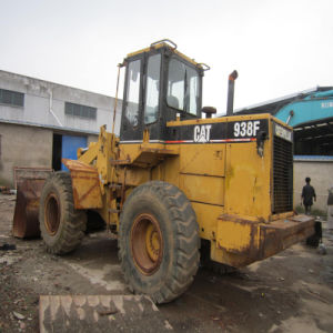 Used Loader (CAT 938F) , Used Cat Wheel Loader Caterpillar 938f for Sale pictures & photos