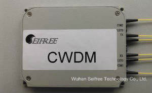Optical Module CWDM FTTH CATV (2COM, 4Out) pictures & photos