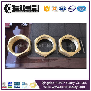 CNC Brass Valve Machining Pump Brass Part/Forging/Machinery Part/Metal Forging Parts/Automobile Part/Steel Forging Part/Aluminium Forging pictures & photos
