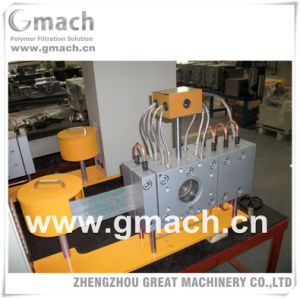 Continuous Automatic Belt Screen Changer for Plastic Extrusion Machine pictures & photos