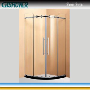 Bathroom Shower Glass Partition (BS0842-2) pictures & photos