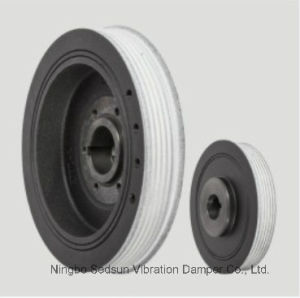 Crankshaft Pulley / Torsional Vibration Damper for Peugeot 0515. S8 pictures & photos