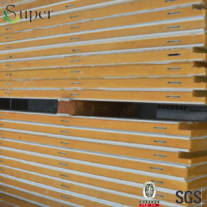 PU Sandwich Panel for Freezer Cold Room Cold Storage pictures & photos