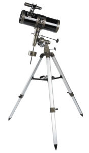 1000X114EQ3 Reflector Astronomical Telescope with Adjustable Aluminum Tripod pictures & photos