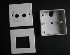 Plastic Mould for Electrical Box Part