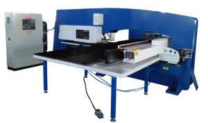 Mechanical Turret Punch Press Machine pictures & photos