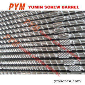 Screw Barrel for Extruder pictures & photos