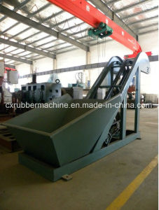 Rubber Hoisting Machine/Rubber Hoister Machine pictures & photos