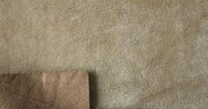 Suede Bonded Fur Knitted Fabric Esfh-269-1 pictures & photos