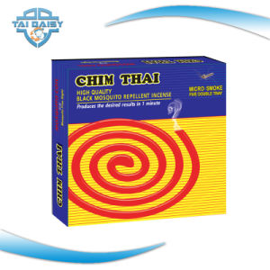 Guyana Chim Thai Famous Brand Mosquito Coils / 504 Vrigin Mosquito Coils pictures & photos