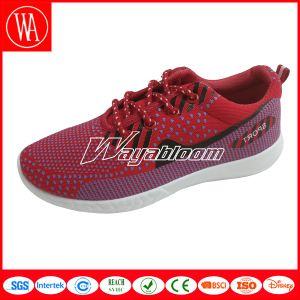 New Style Comfort EVA Breathable Women Running Sports Shoes pictures & photos