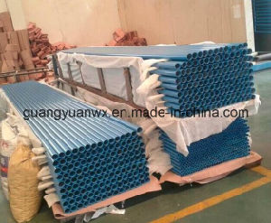 Electrostatic Painting Aluminium Pipes for Running Air 6060 T5 pictures & photos