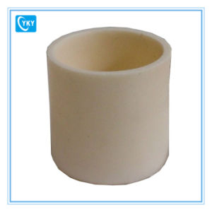 High Temperature Resistance Refractory Cylindrical Alumina Crucible pictures & photos