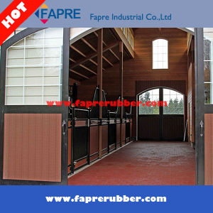 High Quality Rubber Brick, Rubber Tile Horse Product pictures & photos