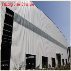 Heavy Duty Large Span Prefabricated House Steel Building pictures & photos