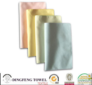 Professional Microfiber Lens Cleaning Towel pictures & photos