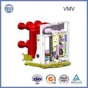 17.5kv Medium-Voltage Electric DC Circuit Breaker of Vmv Series pictures & photos