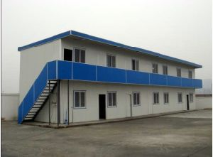 Prefabricated Modern Light Steel Structure House pictures & photos