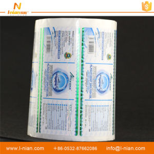 Health Care Product Self Adhesive Packaging Labels