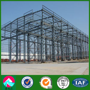 Prefabricated Steel Structure Building with 9m Eave Height (XGZ-SSB094) pictures & photos