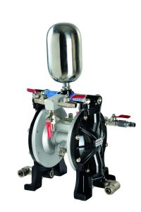 Hyvst Air Operated Double Diaphragm Pump Spxd180-Ds pictures & photos