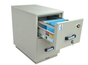 Fireproof Cabinet, Vertical Steel File Cabinet, Office Safes, Safety Storage Cabinet pictures & photos