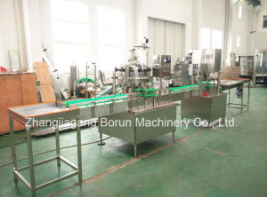 Aluminum Can Soda Pop Washing Filling Capping Machine / Equipment From China pictures & photos