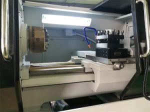Chinese Horizontal Precision CNC Metal Lathe Machine Tool Price (6150) pictures & photos