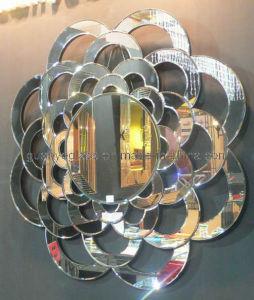 Flower Wall Deco Mirror (GJ655)